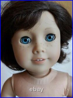 American Girl Lindsey Doll Nude 18 inch Lindsay Doll GOTY 2001 18 Doll