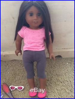 American Girl Look-Alike Doll