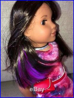 American Girl Luciana Vega GIANT LOT
