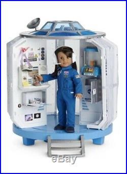 American Girl Luciana Vega GOTY Mars Outer Space Lunar Habitat 2018 Playset