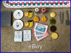 American Girl MARYELLEN'S SEASIDE DINER (Teal, Blue, White, Pink)- Lightly Used