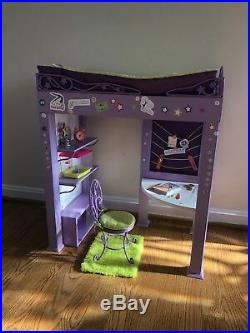 American Girl Mckenna Loft Bed