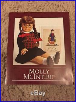 American Girl Molly McIntire Pleasant Company Original Doll- Excellent Condition