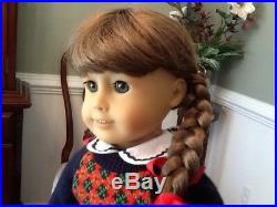 American Girl Molly Pleasant Company 18 Retired Historical Doll