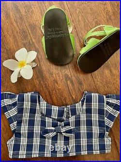 American Girl Nanea Palaka Outfit