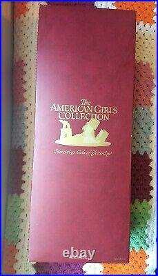 American Girl Nellie O'Malley Doll Used in Box with Accessories