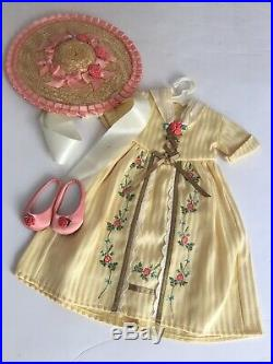 American Girl/ Pleasant Company Felicity Collection Outfits Gowns Lot EC