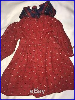 American Girl Pleasant Company Kirsten Doll With Extras