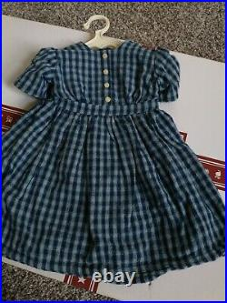 American Girl Pleasant Company Kirsten On The Trail Outfit Rare Limited