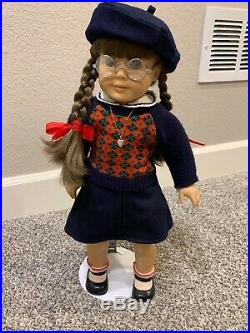 American Girl Pleasant Company Molly Doll Retired with Accessories