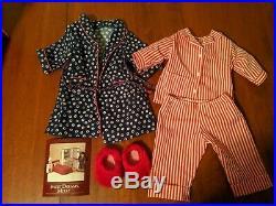 American Girl Pleasant Company Molly doll with Outfits, Bed, & Trunk from 1990s
