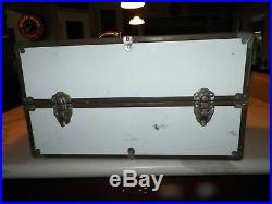 American Girl Pleasant Company Molly's Trunk With Doll