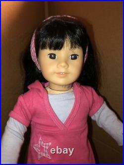 American Girl Pleasant Company Original JLY #4 Vintage Asian Doll Retired RARE