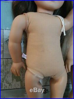 American Girl Pleasant Company Three Dolls 18