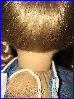 American Girl/Pleasant company Kirsten Doll in Great Condition Original Braids