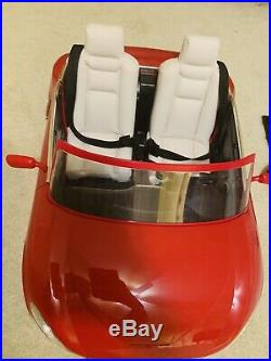 American Girl RC Sports Car USED
