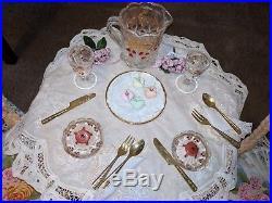 American Girl Samantha Birthday Tea set