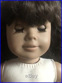 American Girl Samantha Doll White Body RETIRED PC