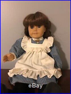 American Girl Samantha Parkington Doll Pleasant Company original + books