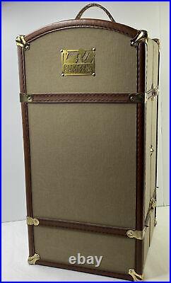 American Girl Samantha Samanthas Travel Steamer Trunk Closet Pleasant Company