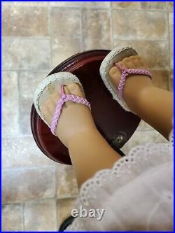 American Girl Sonali Gwen Chrissa 2008 Retired Dolls