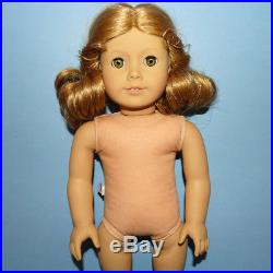 American Girl Today Doll Agot Gt21e Light Skin Curly Honey Blond