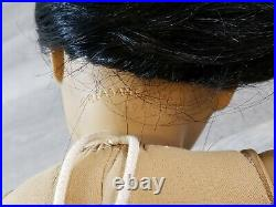 American Girl Today Doll Black Hair Just Like You JLY #4 Asian Nude Rare