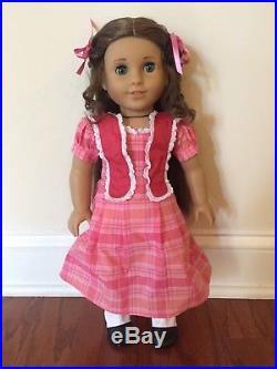 American Girl doll Marie-Grace EUC in box