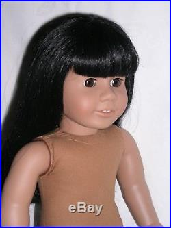 American Girl of Today Doll #11 Addy Face Black Hair PLEASANT COMPANY 1995Visual