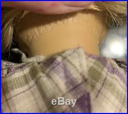 American girl Kirsten White Body Doll 1987
