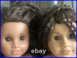 American girl TLC dolls lot of 4 dolls