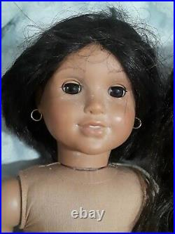 American girl doll Lot 2 Pleasant company 1 American Girl TLC, Parts or Repairs
