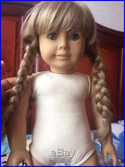 American girl doll White Body Kristen Pleasant Company