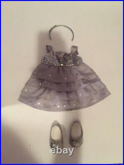 American girl doll and accessories. Barley used