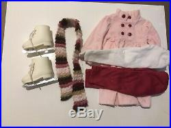 American girl doll clothes lot used