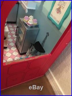American girl doll grace Bakery