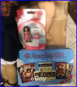 American girl doll lot of 11 pieces look