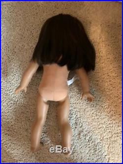 American girl doll luciana great condition! With box! Gently used no scratches