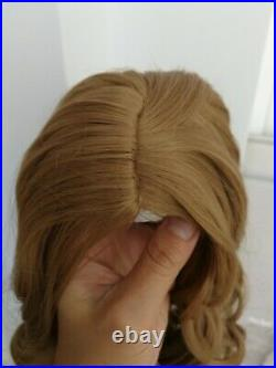 American girl doll wig NEW Caramel, size 10-11 Never used