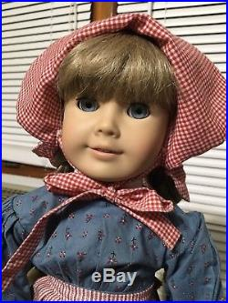 American girl kirsten doll pleasant company with White Body