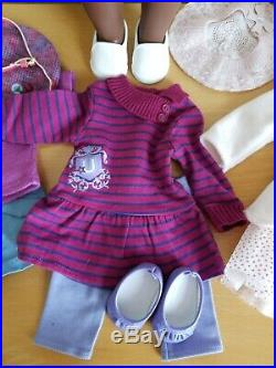 American girl truly me doll #80 lot