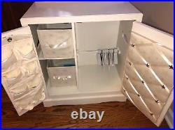 Anerican Girl Wardrobe Nightstand Storage Retired Rare