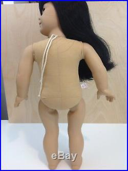 Asian JLY 4 Truly Me 1996 Pleasant Company American Girl Doll Pre Mattel