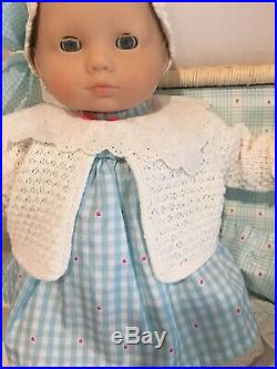 BARGAIN American Girl Pleasant company Bitty Baby OUR NEW BABY, outfits extras