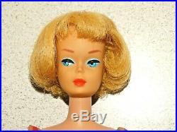 Barbie VINTAGE Blonde BEND LEG American Girl BARBIE Doll