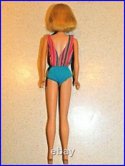 Barbie VINTAGE Blonde EXTRA LONG HAIR BEND LEG AMERICAN GIRL BARBIE Doll