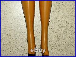 Barbie VINTAGE Redhead BEND LEG AMERICAN GIRL BARBIE Doll withLONGER HAIR
