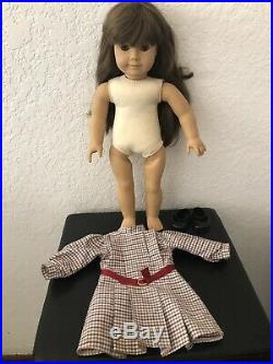 Beautiful Pleasant Company SAMANTHA White Body American Girl Retired Outfit