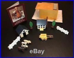 COMPLETE Pleasant Company American Girl Josefina Toy Farm & Box (Retired)