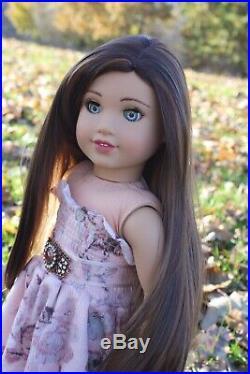 Custom American Girl Doll Ally OOAK